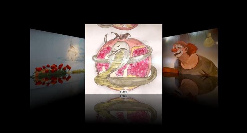 Bilder - Fachgebiet von Massimo Color, Malergeschäft, Hergiswil