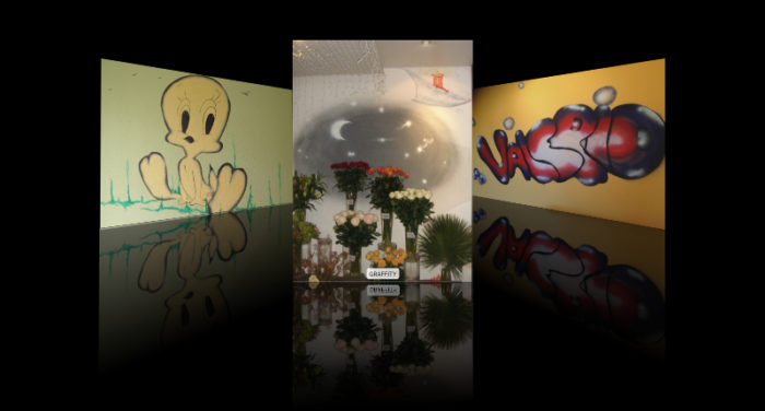 Graffity - Fachgebiet von Massimo Color, Malergeschäft, Hergiswil