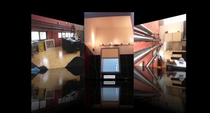 Renovation - Fachgebiet von Massimo Color, Malergeschäft, Hergiswil