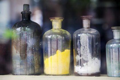 Farbpigmente der seltensten Farben im Harvard Museum - Massimo Color, Hergiswil