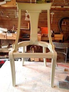 Stuhl alt - im Blog von Massimo Color, Hergiswil, Nidwalden, Schweiz.