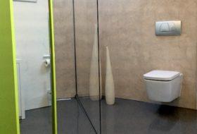 Projekt fugenlose Bodenbeschichtung - Massimo Color