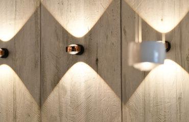 Wand in Sichtbeton - Projekt von Massimo Color, Hergiswil, NW, Schweiz