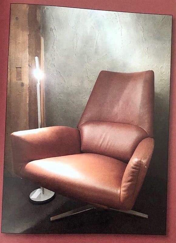 Dekorative Wandgestaltung - Showroom im Möbelhaus Ambiente in Dallenwil von Massimo Color, Hergiswil, NW, Schweiz