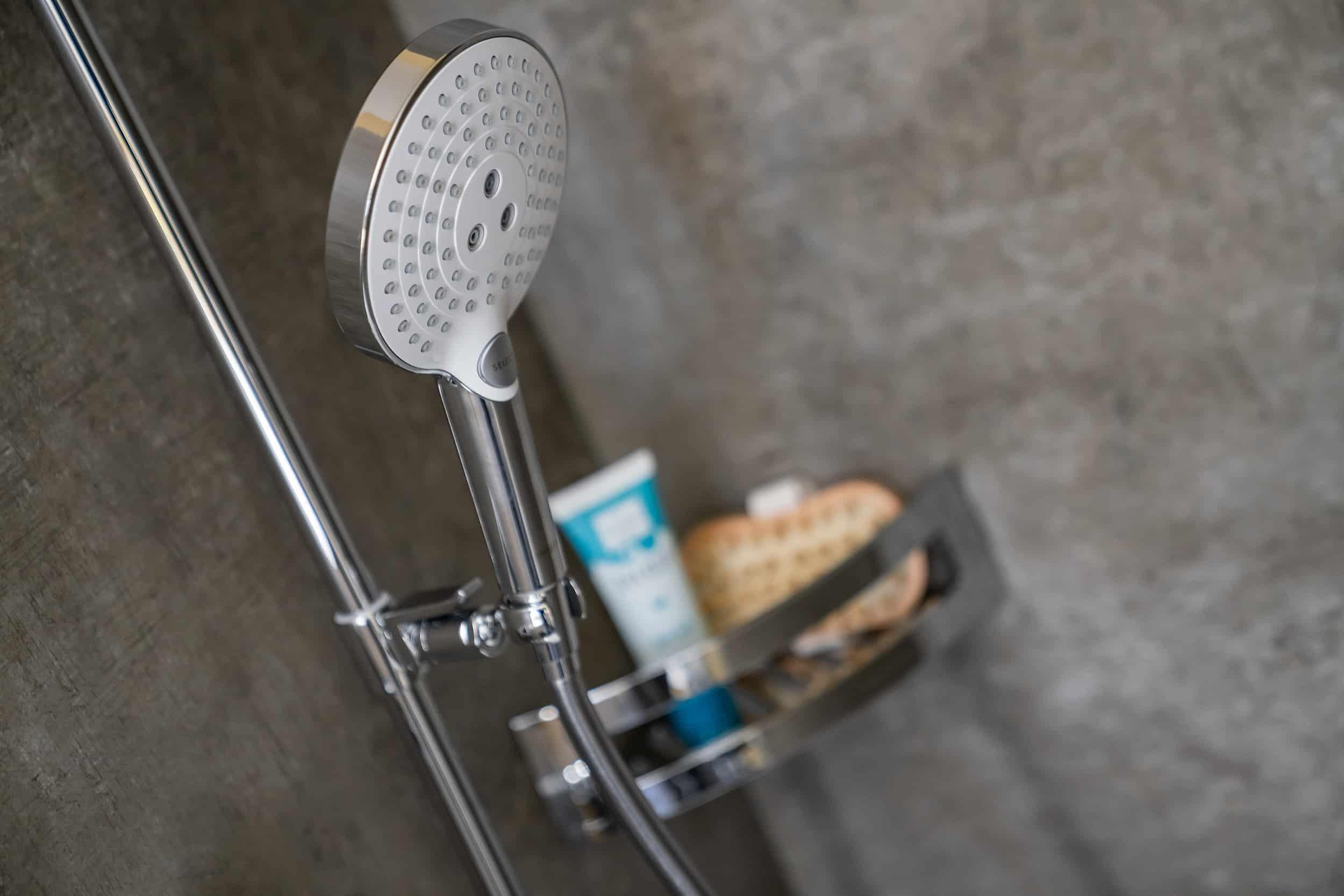 Nasszelle - Dusche