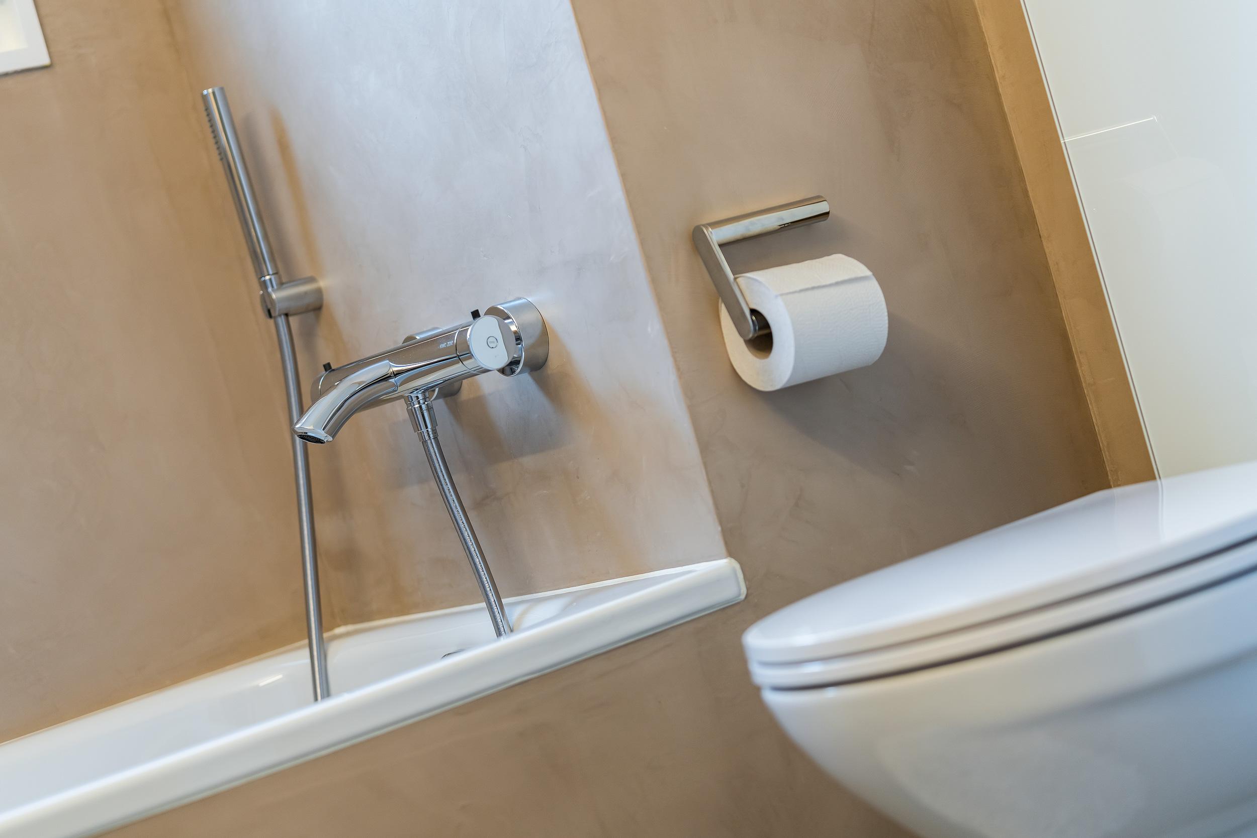 Badezimmer Stucco Veneziano
